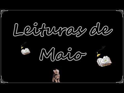 Leituras de Maio (2017) | Um Livro e Só