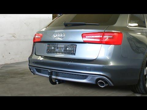 Anhängerkupplung Audi A6 Avant abnehmbar 1138079
