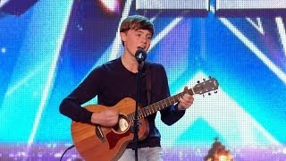 "Britain's Got Talent S08E02 James Smith Has A New Take On ""Feeling Good"" By Nina Simone"
