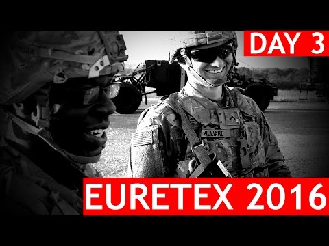 Euretex 2016, pour tester l'interopérabilité du génie