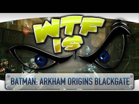 ► WTF Is... - Batman: Arkham Origins Blackgate - Deluxe Edition ? video thumbnail