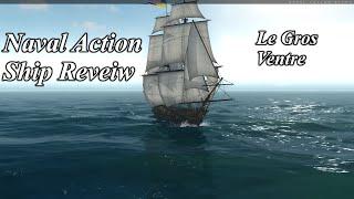 Naval Action Ship Review Le Gros Ventre
