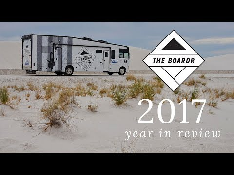 The Boardr Year in Review 2017
