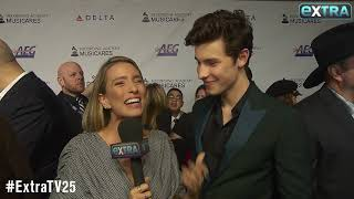 Shawn Mendes Gushes Over Miley Cyrus