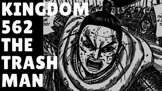 KINGDOM MANGA CHAPTER 562 REVIEW/DISCUSSION HEKI JUST CAN'T WIN   キングダム