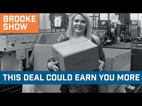 Thumbnail - The Brooke Show: Share This Deal No Matter Where You Are On The Planet!