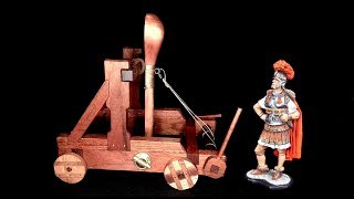 How To Make A Roman Catapult DIY