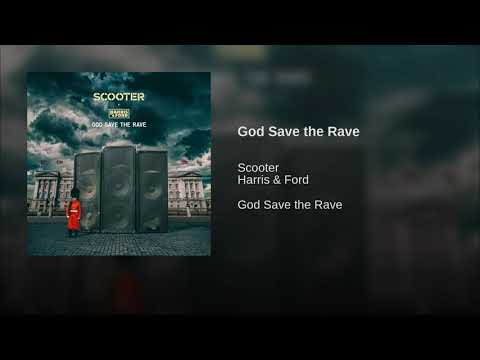 Scooter  Harris  Ford God Save The Rave