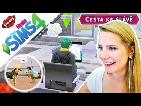 Povolání na volné noze a zase ta Daisy ● The Sims 4 - UPÍŘÍ DENÍKY 36