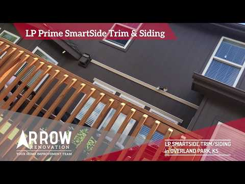 LP SmartSide Prime Trim & Siding
