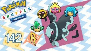 Lumineon  - (Pokémon) - Pokémon Shuffle Mobile - ¡LUMINEON y más! [331 - 335]