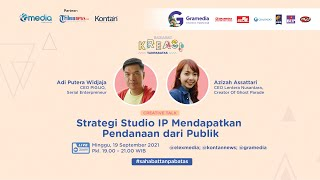 Strategi Studio IP Mendapatkan Pendanaan dari Publik