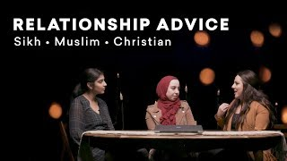 Women of Different Religions Give Relationship Advice Together