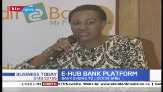 Credit Bank unveils E-HUB platform for startups, as it eyes to Lock in SMEs