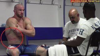 Шлеменко - Хэлси: как получился нокаут за 25 секунд