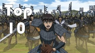 Top 10 Action English Dubbed Anime