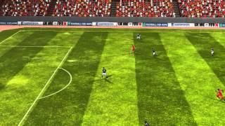 FIFA 14 Android - Liverpool VS Southampton