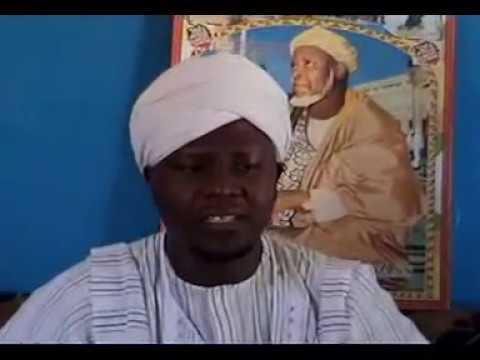 Diwan of  Sheikh Ibrahim Inyass, Sairul  Qalbi  by  Sayyid  Ismail  Umar  Almaddah,