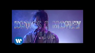 """Chase Atlantic   """"Drugs & Money"""" (Official LIVE Music Video)"""