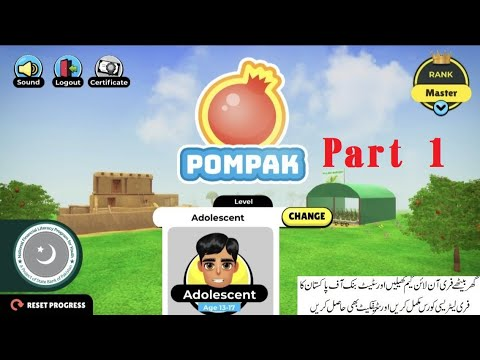 POMPAK Play game & Get Free Certification From SBP ... - YouTube