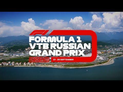 F1 GP de Rúsia 2019