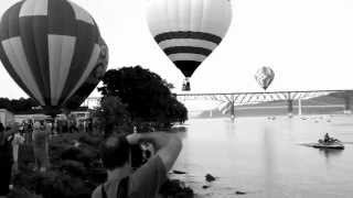 preview picture of video 'Dutchess County Balloon Festival - Poughkeepsie, NY'