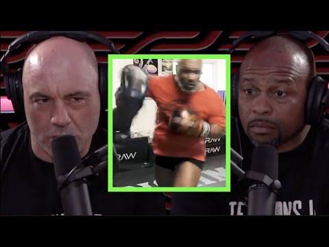 Roy Jones Jr. on Facing Mike Tyson