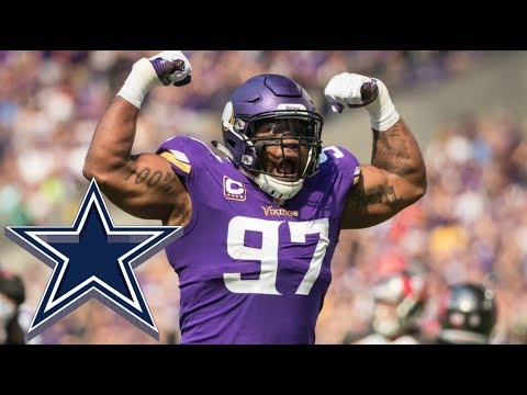 Former Vikings DE Everson Griffen Signs With Dallas Cowboys