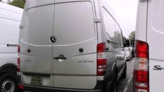 preview picture of video '2014 Mercedes-Benz Sprinter Cargo Vans White Plains NY Hartsdale, NY #41183W'