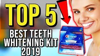 ✅ TOP 5: Best Teeth Whitening Kit 2019