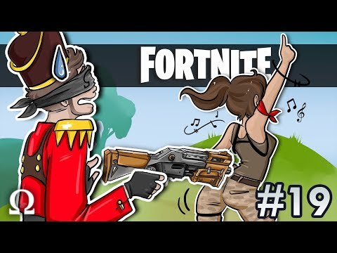 Fortnite Battle Royale Walkthrough Crazy Squads The Nutcracker