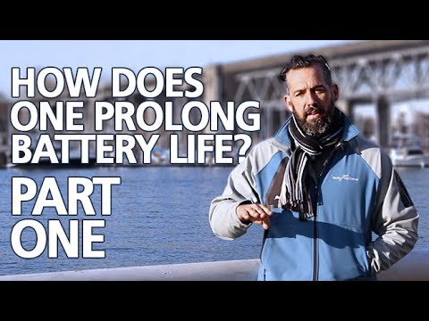Tips - How to Extend the Life of a Marine Battery - Part 1