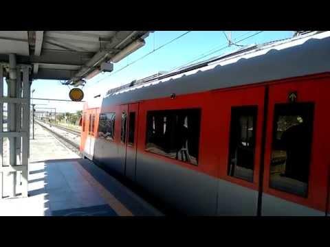 CPTM - série 2000 estação Calmon Viana