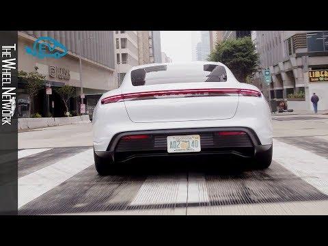 2020 Porsche Taycan 4S | Carrara White Metallic