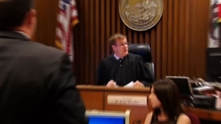 Fresno Killings Suspect Shouts in 1st Hearing
