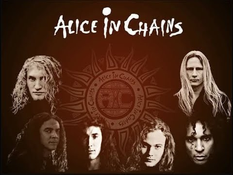 """Alice in Chains """"Red Giant"""" Fan Video 2019"""