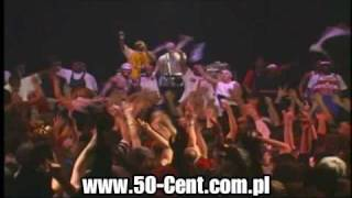 "50 Cent & G Unit ft. Eminem and Obie Trice performing ""Love Me"" Live in Detroit [ High Definition ]"