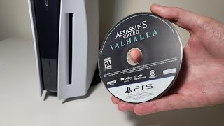 PS5 How to Insert Disc (Easy to Get Wrong)