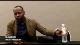 Interview de Malcolm Barrett par Seat42F (VO)