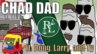Chad Dad (late) Father's Day Chat!  Doug, Larry, And Ty Join Me