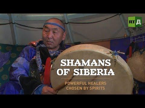 Shamans of Siberia: powerful healers chosen by spirits - YouTube