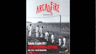 Arcade Fire - Speaking in Tongues (Live in Lucca) [6/16]