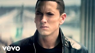 YouTube e-card Music video by Eminem performing Not Afraid C 2010 Aftermath Records VEVOCertified on