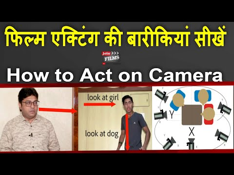 Live-Acting Classes  Free Online Acting Class - Learn Camera Acting by Virendra Rathore Joinfilms