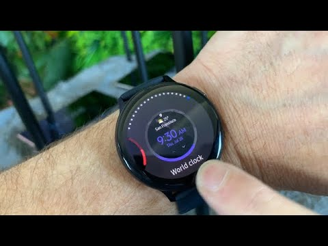 Samsung Galaxy Watch Active 2 (40mm, Aluminium)