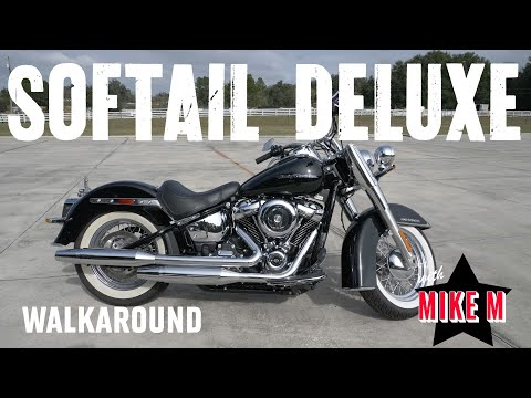 Pre-Owned 2019 Harley-Davidson Deluxe