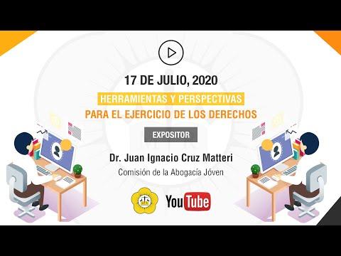 HERRAMIENTAS Y PERSPECTIVAS PARA EL EJERCICIO DE LOS DERECHOS - 17 de julio 2020