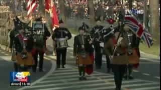 Romanian Military Parade 2016