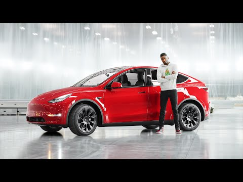 External Review Video j52nXdQKFD0 for Tesla Model Y Electric Crossover