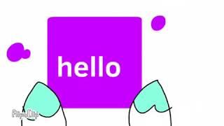 Hello (MEME) FlipaClip